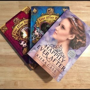 Other - Set of 3 pre teen fairy tale chapter books